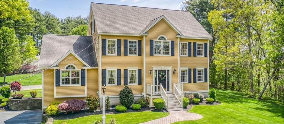 TOP 5 SINGLE FAMILY LISTINGS IN ROWLEY