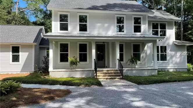 TOP 5 BLUFFTON HOMES OVER 0.5 ACRES