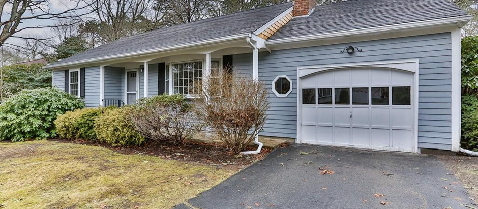 TOP 5 RANCHES IN BARNSTABLE UNDER $500K