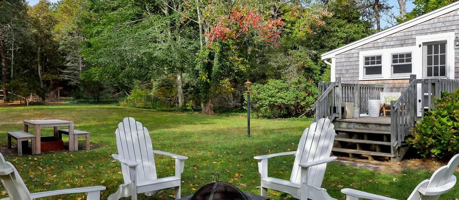 TOP 5 HARWICH LISTINGS PERFECT FOR A BACKYARD COOKOUT