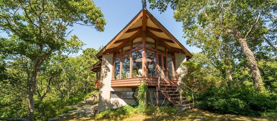 TOP 5 SINGLE FAMILY LISTINGS IN WOOD HOLE