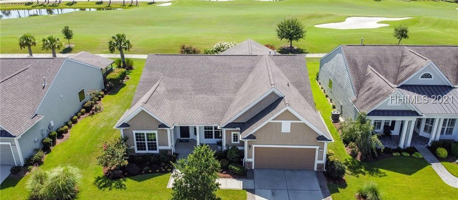 TOP 5 BLUFFTON LISTINGS FEATURING GOLF COURSES