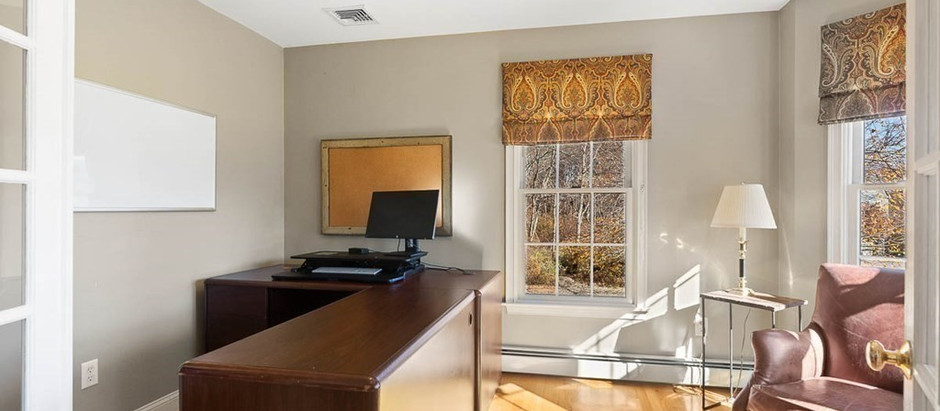TOP 5 LISTINGS WITH HOME OFFICE POTENTIAL