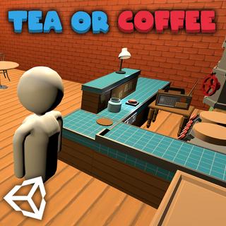 Tea Or Coffee VR