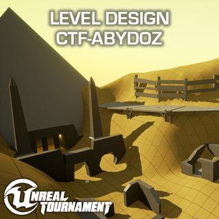 CTF-Abydoz Level Design