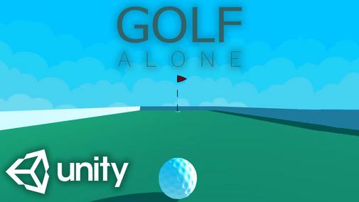 Golf Alone