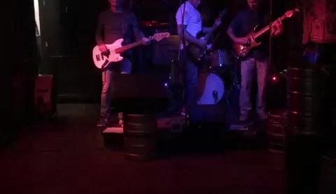 Molly's Chambers cover at the Saddle Bar Solana Beach
