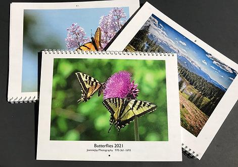 Calendars 2021