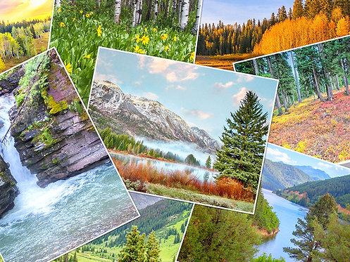 Colorado Landscapes greeting cards
