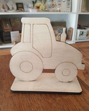 Tractor Craft Kit