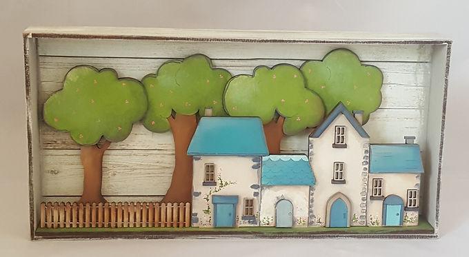 Village Box Frame