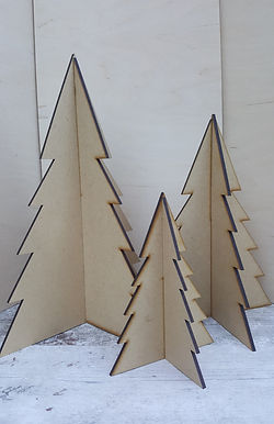 Standalone Xmas Trees