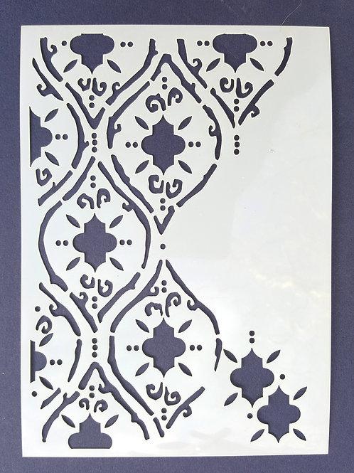 Panel 2 Stencil