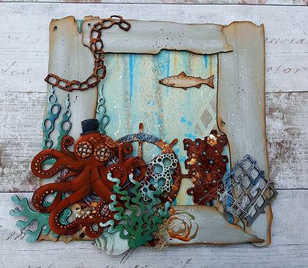 Driftwood Plaque