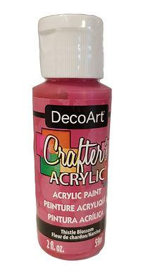 Thistle Blossom Acrylic Paint
