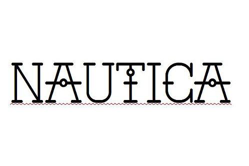 NAUTICA FONT 4cm