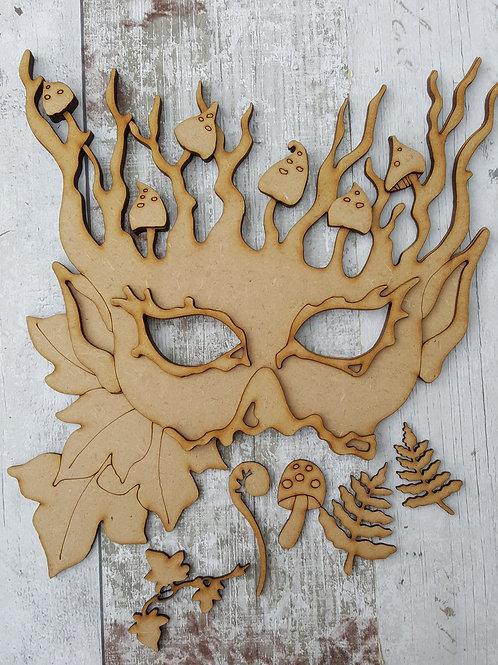 Woodland Mask