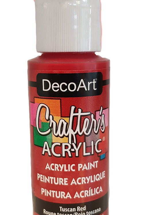 Tuscan Red Acrylic Paint