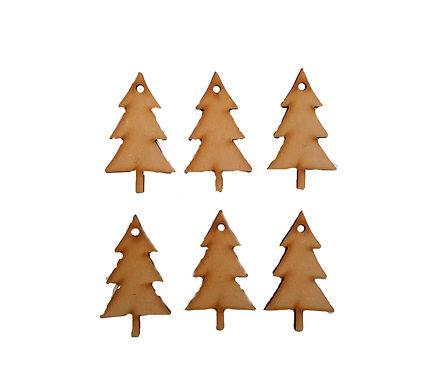 Xmas Tree Tags