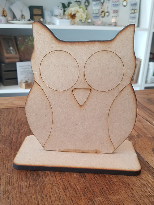 Owl Craft Kit