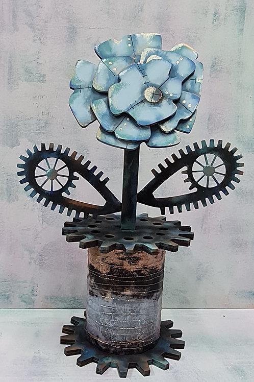 Steampunk Flower Bobbin