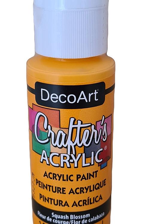 Squash Blossom Acrylic Paint