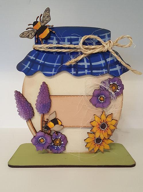 Honey Jar Kit
