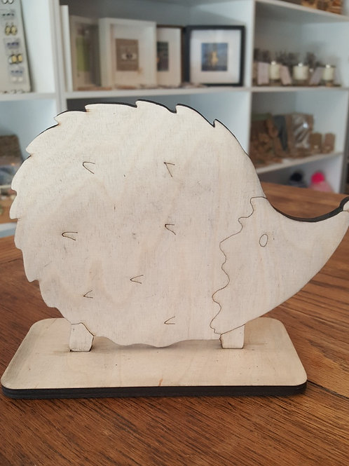 Hedgehog Craft Kit