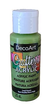 Leaf Green Acrylic Paint