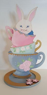 Rabbit and Teacups Kit