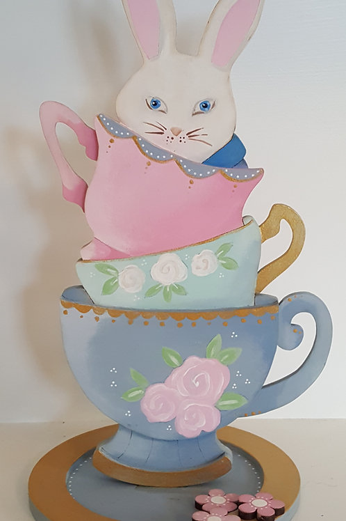 Rabbit and Teacups Kit