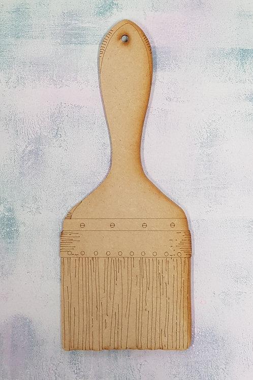 Large Paintbrush Plaque