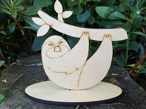 Sloth Craft Kit