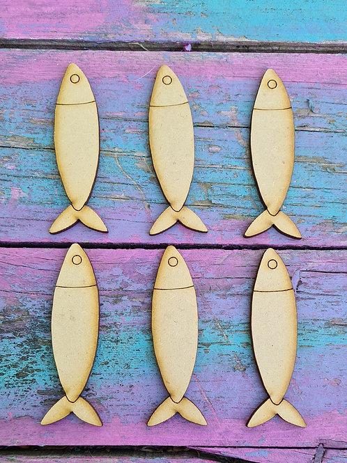 Basic Fish Shape