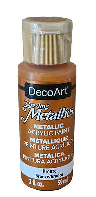 Bronze Metallics Acrylic Paint
