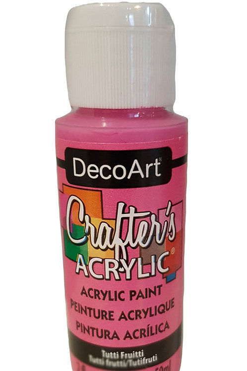 Tutti Fruitti Acrylic Paint