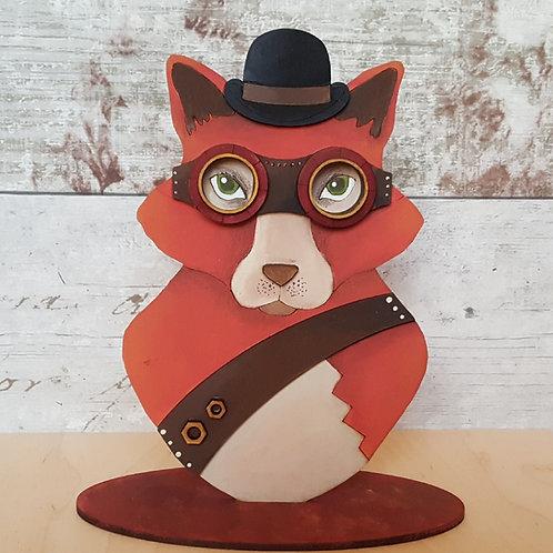 Steampunk Fox Kit