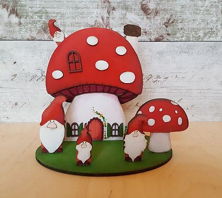 Gnome House Kit 2