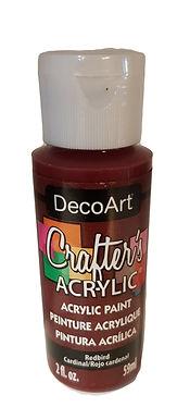 Redbird Acrylic Paint