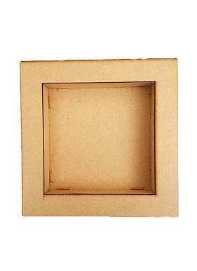 Square Chunky Box Frame