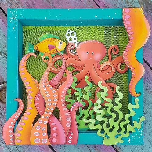 Octopus Box Frame