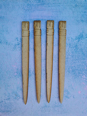 Broad Brushes