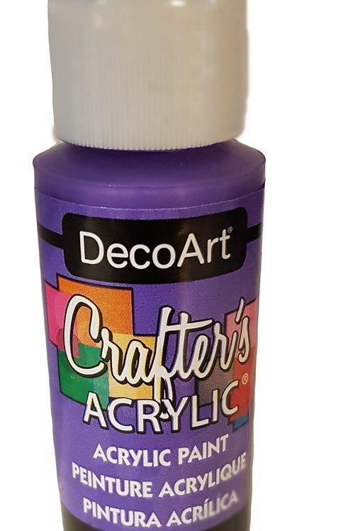 Purple Passion Acrylic Paint