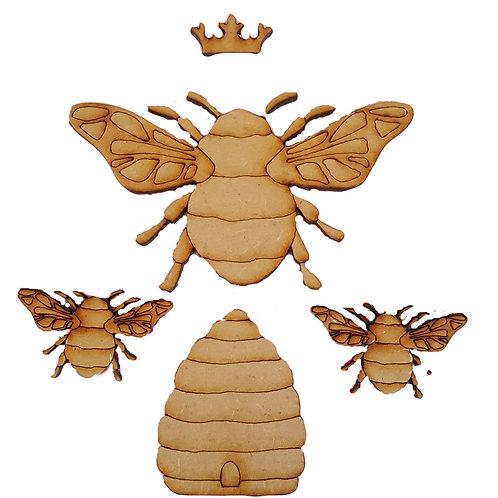 Bee Pack 1