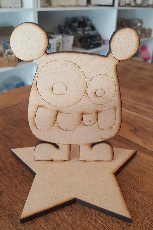 Wee Monster 2 Craft Kit