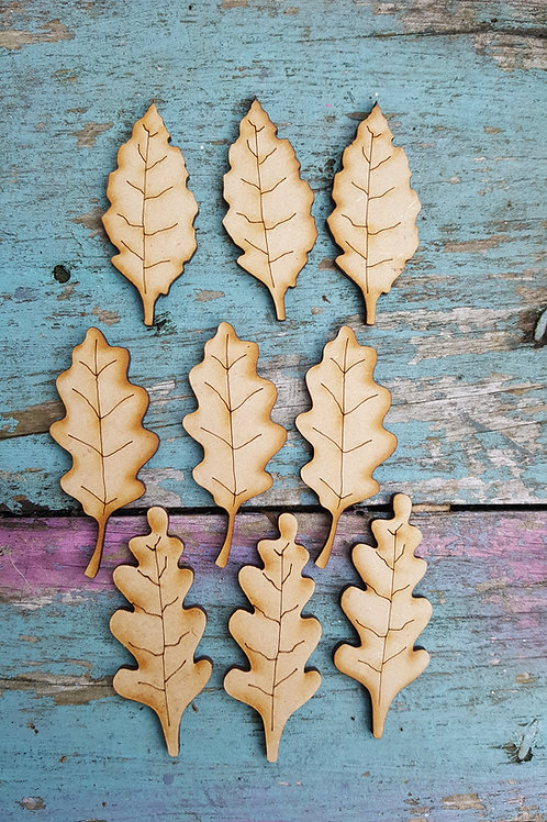 Leaves Pack 1