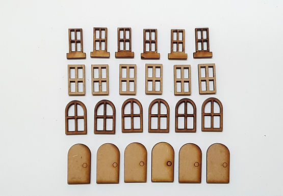 Doors and Windows Pack 2