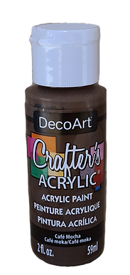 Cafe Mocha Acrylic Paint