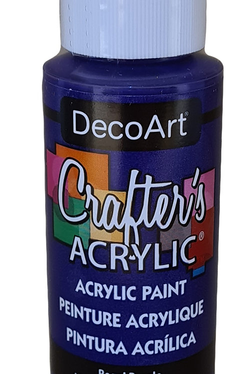 Regal Purple Acrylic Paint