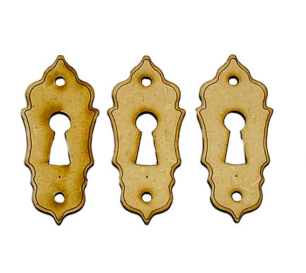 Ornamental Keyholes 1